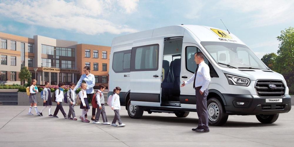 Yeni Transit Minibüs