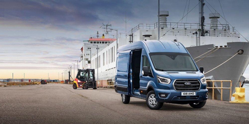 Yeni Transit Van